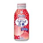 【まとめ買い】不二家ネクター つぶつぶ白桃 ボトル缶 380g 48本入り【24本×2ケース】