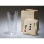 松徳硝子 うすはり 酒道具 (タンブラー5種入り) 特製木箱入り