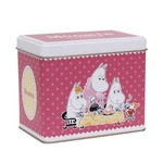 【まとめ買い】北陸製菓 ムーミンママのシナモンブレッド(角缶) 130g×3個