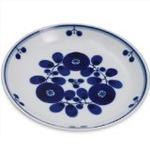 白山陶器 ブルーム プレートS 16.5cm ブーケ