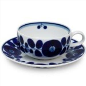 白山陶器ブルームティーカップ&ソーサー230ml