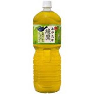 【まとめ買い】コカ・コーラ 綾鷹(緑茶) PET 2L×12本(6本×2ケース)【9月末までの期間限定】