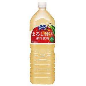 【まとめ買い】アサヒバヤリースアップルペットボトル1.5L×8本(1ケース)