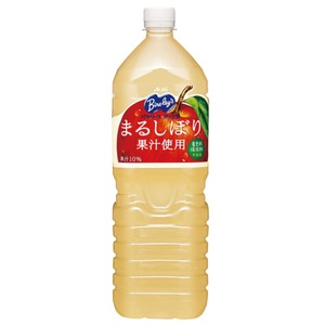 【まとめ買い】アサヒバヤリースアップルペットボトル1.5L×16本(8本×2ケース)