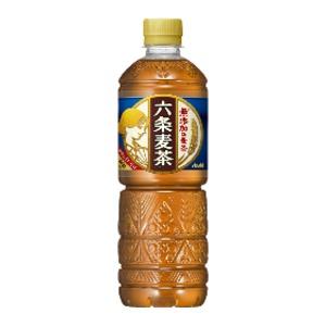 【まとめ買い】アサヒ 六条麦茶 PET 660ml×24本(1ケース)