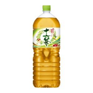 【まとめ買い】アサヒ 十六茶 ペットボトル 2.0L×12本(6本×2ケース) - 拡大画像
