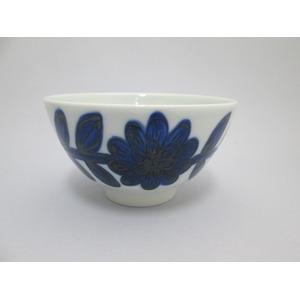 NISHIYAMA(西山窯) daisy(デイジー) 飯碗 青 2個組