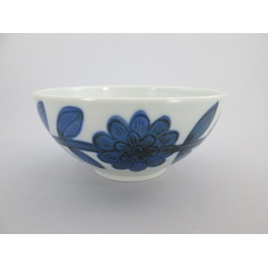 NISHIYAMA(西山窯) daisy(デイジー) ボウル13.5cm 青 2個組