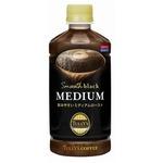 【まとめ買い】伊藤園 TULLY'S COFFEE Smooth black MEDIUM ペットボトル 500ml×24本(1ケース)