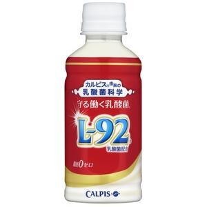 【まとめ買い】カルピス 守る働く乳酸菌 L92 PET 200ml×24本(1ケース)