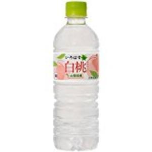 【まとめ買い】コカ・コーラい・ろ・は・す(いろはす/ILOHAS)白桃555mlペットボトル×48本(24本×2ケース)