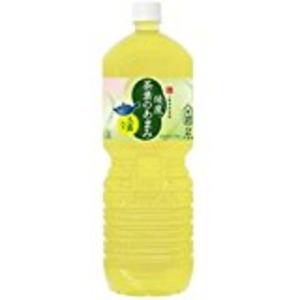 【まとめ買い】コカ・コーラ綾鷹茶葉のあまみペットボトル2L×6本(1ケース)