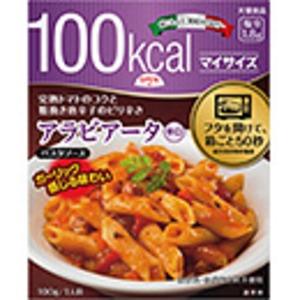 【まとめ買い】大塚食品100kcalマイサイズアラビアータ100g10個