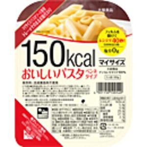 【まとめ買い】大塚食品 150kcalマイサイズ おいしいパスタ ペンネタイプ 90g 12個