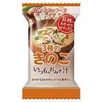 【まとめ買い】アマノフーズ いつものおみそ汁 3種のきのこ 8.5g(フリーズドライ) 60個(1ケース)