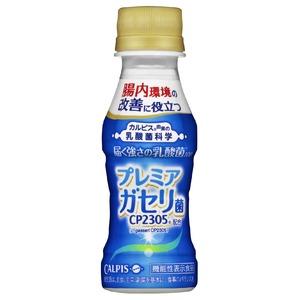 【まとめ買い】カルピス届く強さの乳酸菌PET100ml×60本(30本×2ケース)