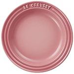 ル・クルーゼ (Le Creuset) ラウンドプレート・LC 15cm ローズクォーツ