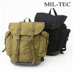 MIL-TEC(ミルテック)社 ドイツ山岳部隊マウンテンラックサックレプリカ ML1371-220744 ブラック