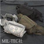MIL-TEC(ミルテック)社 ドイツ軍防水布ヒップバック レプリカ ML1351-213124 ACUカモ
