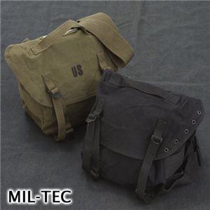 MIL-TEC(ミルテック)社 USM67 3WAYコンバットーバッグレプリカ ML1372-215324 ブラック - 拡大画像