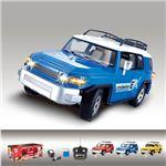 【正規品】HQ社630 憧れの車を操縦できる♪ラジコンカー1/16スケール A2(ブルー)