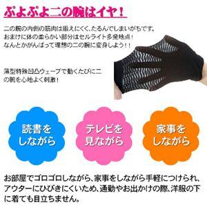 【化粧箱無し】薄型二の腕シェイプ2枚 二の腕シェイプアップ ベージュ