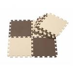 カラーマット チョコレート 128枚組