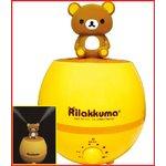 Riakkuma リラックマ加湿器 RK40617CR ★セラミックボール付き