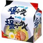 サッポロ一番 塩ラーメン 5個パック×6P【1ケース・30食】