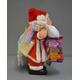 【エケコ人形15cm】サンタクロース(SANTA CLAUS)VIVASスペシャル・バージョン(ペルー直輸入) - 縮小画像2