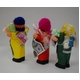 【エケコ人形10cmx1体】ミックス色 かわいい小さいサイズのミニエケコ人形(ペルー直輸入)【色指定不可】 - 縮小画像4