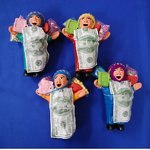 【エケコ人形13cm】限定サイズのエケコ人形13cm、色の指定ができません(ペルー直輸入)の画像