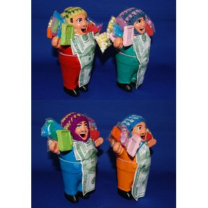 【エケコ人形13cm】限定サイズのエケコ人形13cm、色の指定ができません(ペルー直輸入)