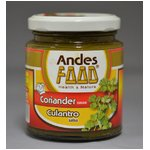 【ANDES FOOD SALSA CULANTRO】コリアンダーソース