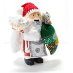【エケコ人形15cm】エケコ サンタ クロース(SANTA CLAUS) クリスマス モデル ペシャル・バージョン