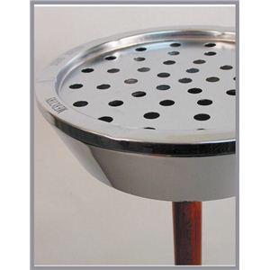 デライト Mercury STAND ASHTRAY 灰皿 WOOD C038 - 拡大画像