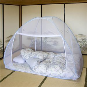 蚊帳 かやっ子 BIG - 拡大画像