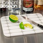 JosephJoseph(ジョゼフジョゼフ) 2-tone まな板 ホワイト