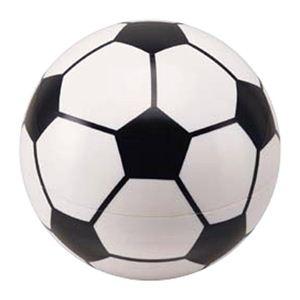 立体弁当箱 ランチボックス サッカーボール - 拡大画像