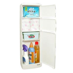 シンカテック トイレ収納ケース ハイタイプの商品画像