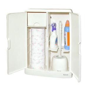 シンカテック トイレ収納ケース ワイドタイプ