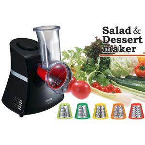 シービージャパン サラダカッター 電動式 サラダ&デザートメーカー