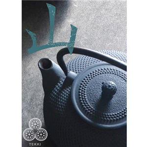 シービージャパン 鉄急須 やかん TEKKI 1.5L 山 鉄瓶
