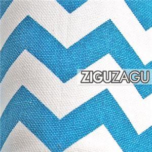 オカトー トイレスリッパ ZIGUZAGU ブルーの紹介画像5
