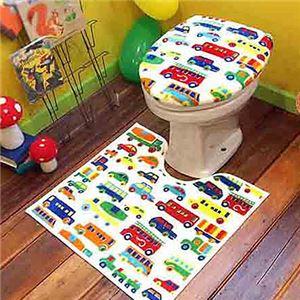 オカトー HOKUORU トイレ2点セット U型O型用 カー - 拡大画像