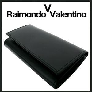 【高級馬革】 お気に入りのアイテムに RaimondoValentinoキーケース 黒 1個 - 拡大画像