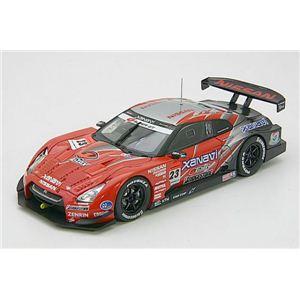 エブロ 1/43 ザナヴィ ニスモ GT-R スーパーGT500 2008 #23 - 拡大画像