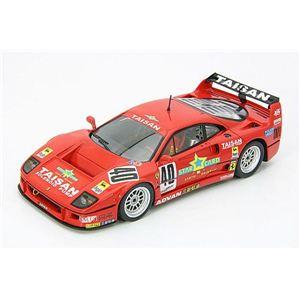 エブロ 1/43 フェラーリ F40 JGTC 1995 #40 レジンモデル - 拡大画像