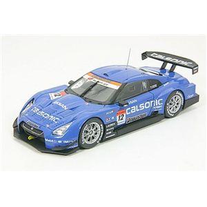 エブロ 1/43 カルソニック インパル GT-R GT500 2008 - 拡大画像