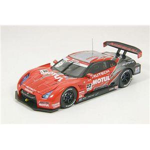 エブロ 1/43 モチュール GT-R ローダウンフォース Fuji スーパーGT '08 - 拡大画像